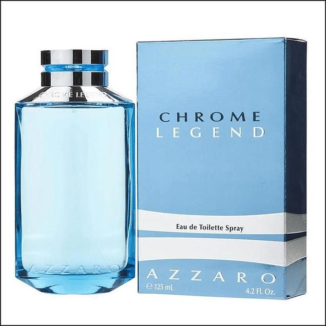 Azzaro Chrome Legend EDT 125 ML (H)