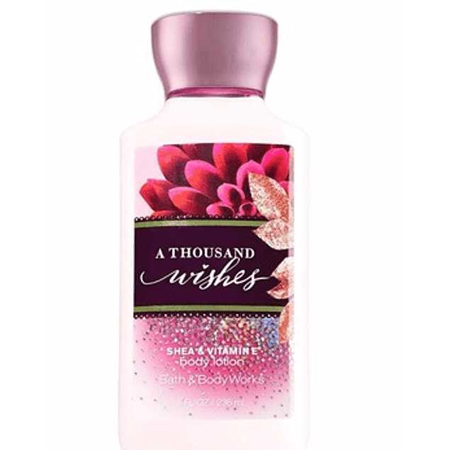 Bath & Body Works A Thousand Wishes 236 ML Crema (M)