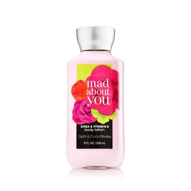 Bath & Body Works Mad About You 236 ML Crema (M)