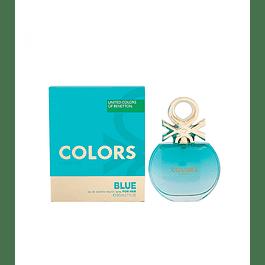 Benetton Colors Blue EDT 80 ML (M)