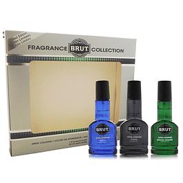 Brut Faberge Brut Estuche 3 x 30 ML (Azul, Black, Special Reserve) (H)
