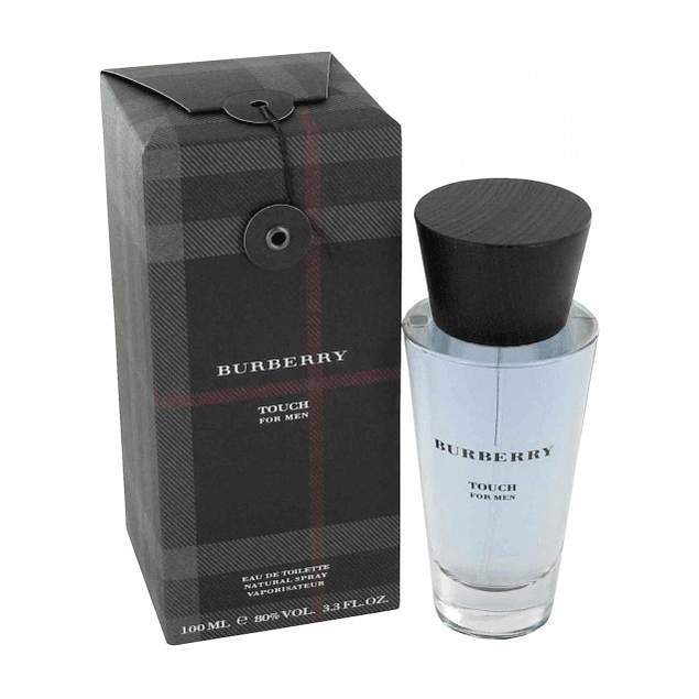 Burberry Touch For Men EDT 100 ML (H)