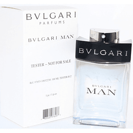 Bvlgari Man EDT 100 ML Tester (H)