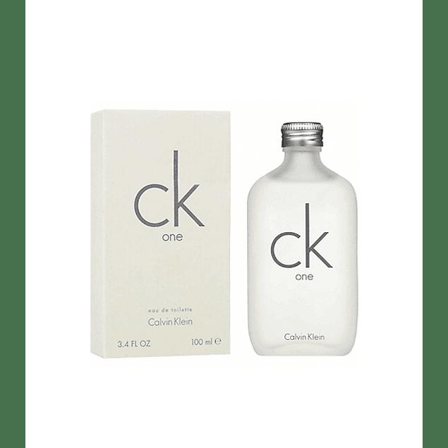 Calvin Klein CK One EDT 100 ML (U)