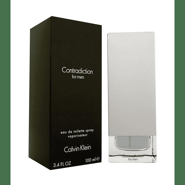 Calvin Klein Contradiction Men EDT 100 ML (H)