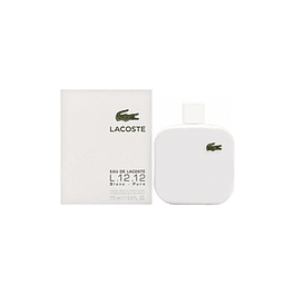 Lacoste  Blanco L.12.12 Blanc EDT 100ML (H)