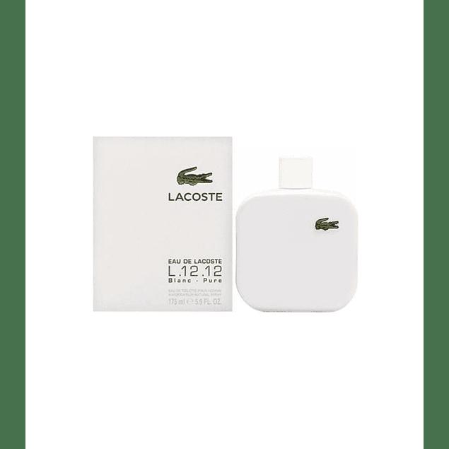 Lacoste Blanco L.12.12 Blanc EDT 175 ML (H)