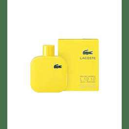 Lacoste Amarillo L12.12 Jaune Optimistic EDT 100 ML (H)