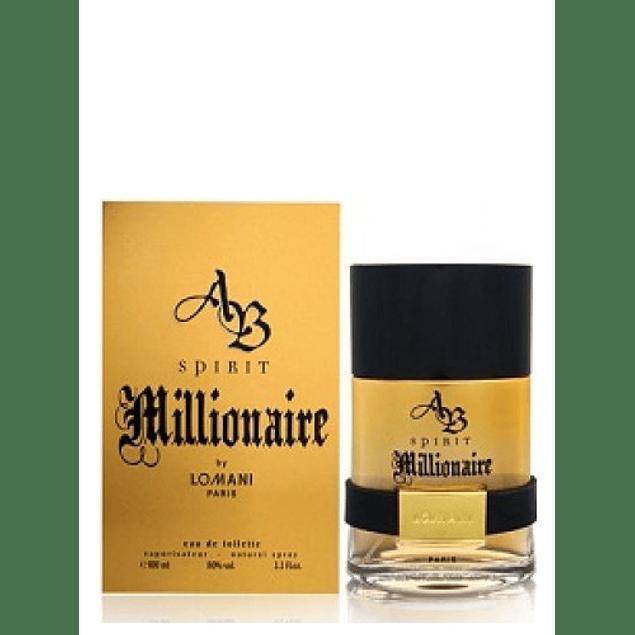Lomani AB Spirit Millionaire EDT 100 ML (H)