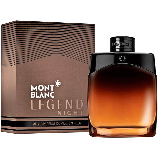 Montblanc Legend Night EDP 100 ML (H)
