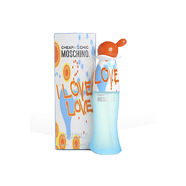 Moschino I Love Love EDT 100 ML (M)