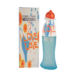 Moschino I Love Love EDT 50 ML (M)
