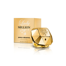 Paco Rabanne Lady Million EDP 80 ML (M)