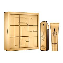 Paco Rabanne One Million EDT 100 ML + Gel de Ducha 100 ML Estuche (H)