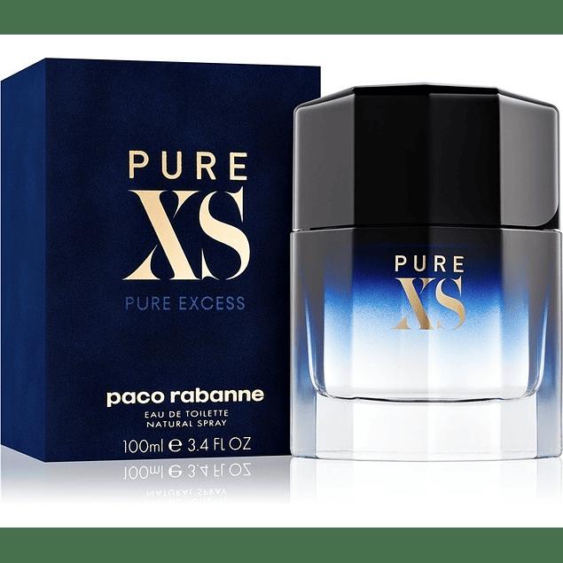 Paco Rabanne Pure XS EDT 100 ML (H) (Nuevo)
