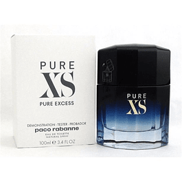 Paco Rabanne Pure XS EDT 100 ML Tester (H)