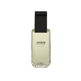 Puig Quorum Silver EDT 100 ML Tester (H)