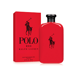 Ralph Lauren Polo Red EDT 200 ML (H)