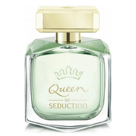 Antonio Banderas Queen of Seduction EDT 80 ML Tester (M)