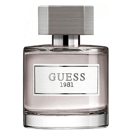 Guess 1981 for Men EDT 100 ML (H)
