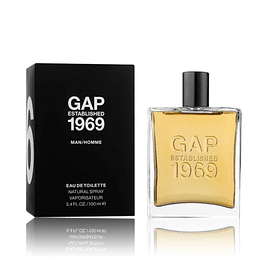 Gap 1969 Homme EDT 100 ML (H)