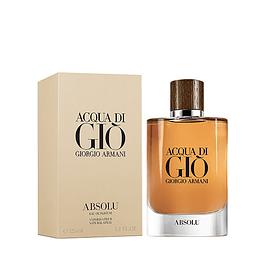Giorgio Armani Acqua Di Gio Absolu EDP 125 ML (H)