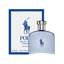 Ralph Lauren Polo Ultra Blue EDT 200 ML (H)