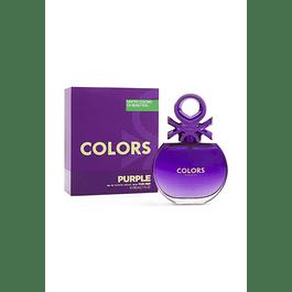 Benetton Colors Purple EDT 80 ML (M)