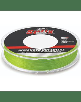 Sufix 832 0.15mm 200m Verde fluor (20lbs)