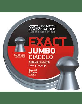 JSB Exact Jumbo 5.5 15.89Gr