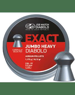 JSB Exact Heavy 5.5 18.13Gr