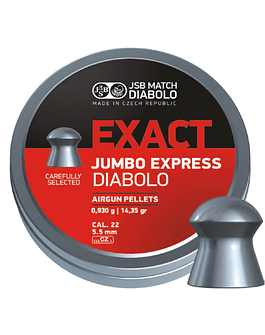 JSB Exact Jumbo express 5.5 14.3Gr