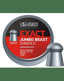 JSB EXACT JUMBO Beast 5.5 33.95GR