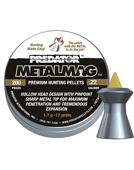 Predator Metalmag 5.5 17gr