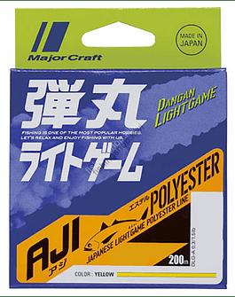 MAJORCRAFT AJI POLYSTER #0.5 2.5LB 0.117MM