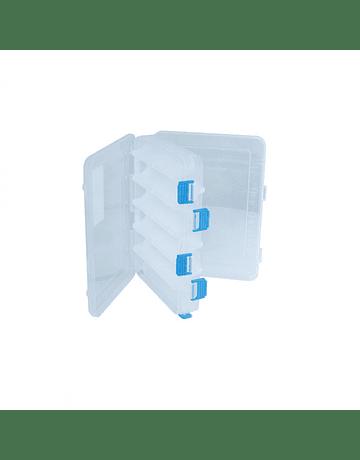 Pelikan caja para 14 señuelos
