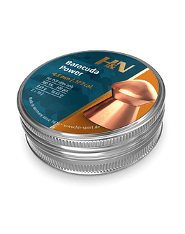 H&N Baracuda Power 4.5 10.65gr
