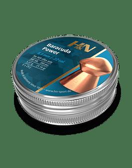 H&N Baracuda Power 5.5 21.14gr