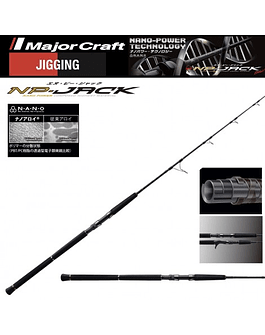 Majorcraft NP-Jack JS Jarking Spec NJS-52/6+ (100-250g)