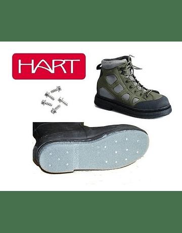 Hart zapato de vadeo pro 345 -wading boot talla 40/41