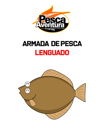 Armada lenguado simple N°5