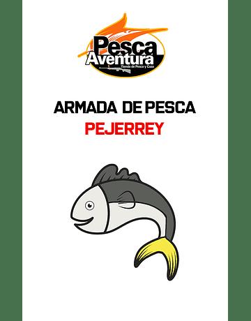 Armada Pejerrey N°4 Maruseigo