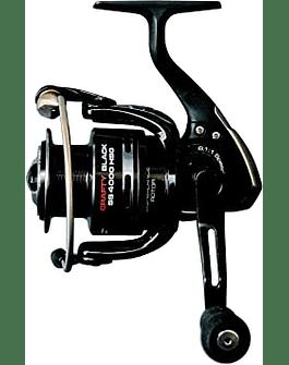 Cinnetic crafty black ss 4000 hsg