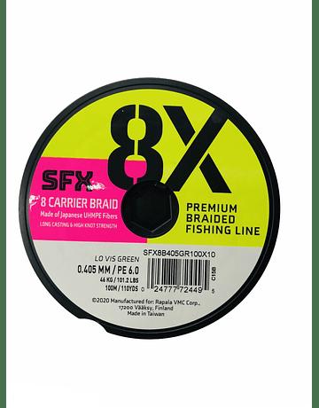 SUFIX SFX 8X 0.40 MM / 200 MT