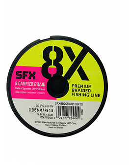 SUFIX SFX 8X 0.20 MM / 200 MT
