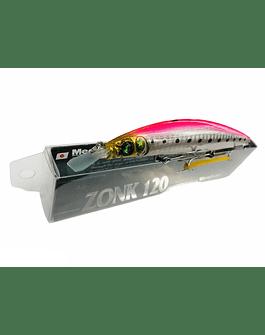 MEGABASS ZONK 120 20gr gg pink iwashi
