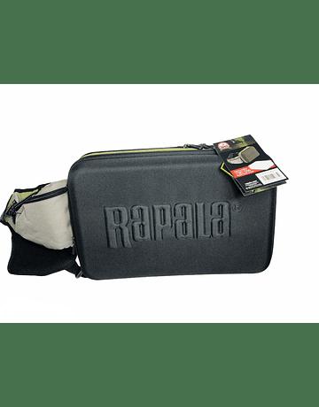 Rapala magnum sling bag  + 2 cajas 3700