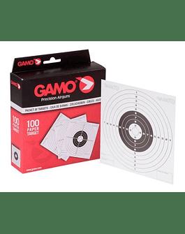 Dianas Gamo 100 unidades