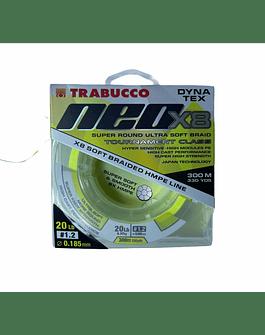 Trabucco NEO x8 0.18mm 300mts (9kg)