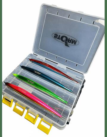 Storm caja 7 señuelos horizontal